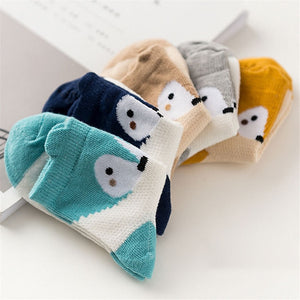 Baby Fox Socks 5 pack | THE ESSENTIAL