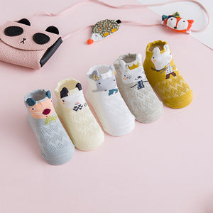 Animal Socks - 5 Pack | THE ESSENTIAL