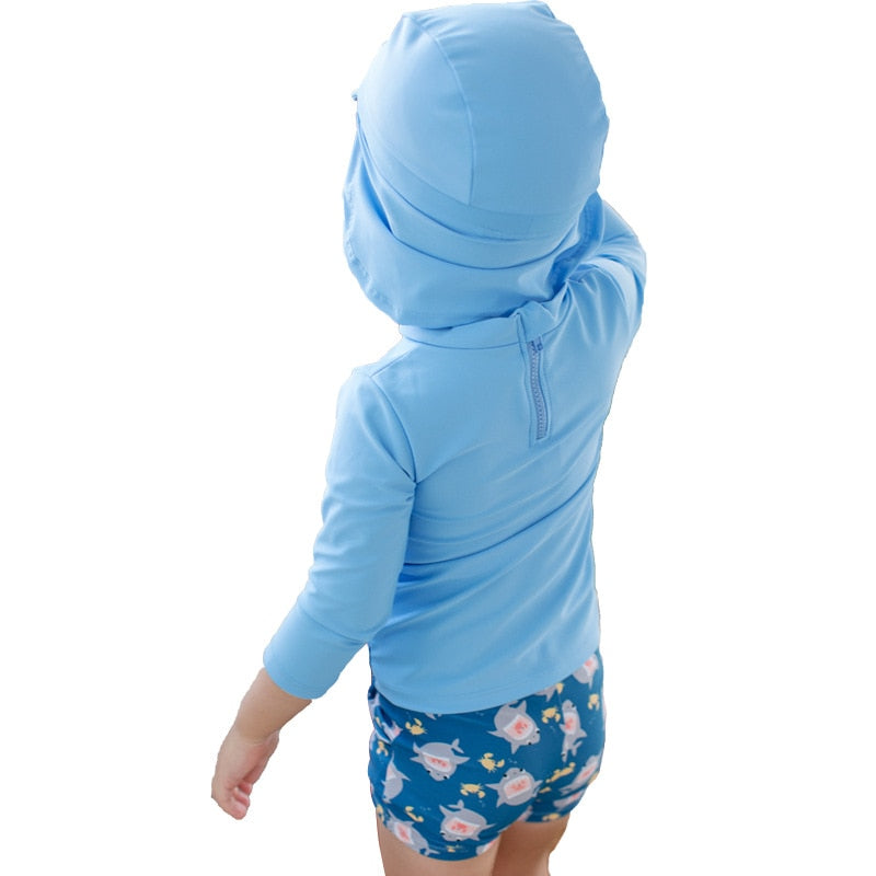 Kids Swimwear with Sun Protection for the Boy