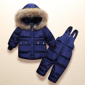 Winter Jacket And Pants Set | Winter PROMO | THE ESSENTIAL |