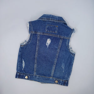 Denim Vest For Kids | Children & Toddler Clothing | The Essential