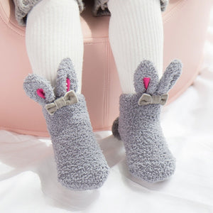 Cute Rabbit Non-slip Socks | THE ESSENTIAL