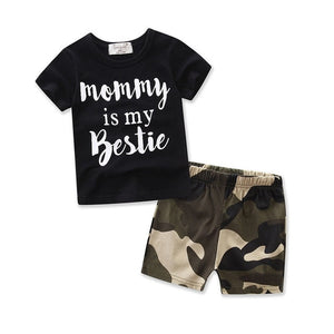 Baby Boy Set | Toddler Boy Clothing | The Essential