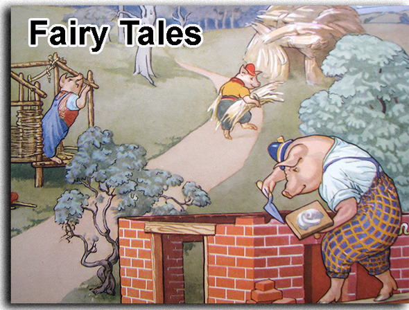 view-master® Fairy Tales Three Little Pigs