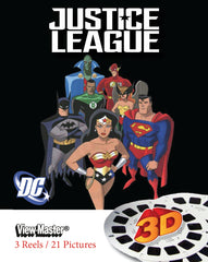 view-master® justice league