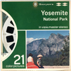 View-Master - Scenic West - Yosemite National Park