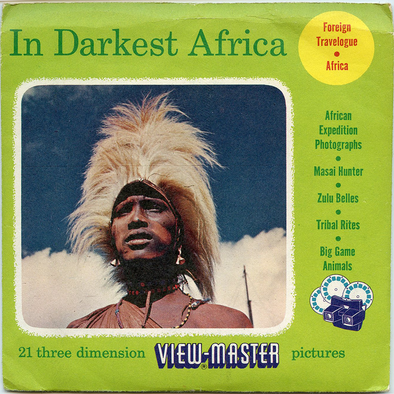 View-Master - Africa - In Darkest Africa
