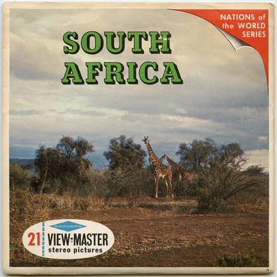 View-Master - Africa - South Africa
