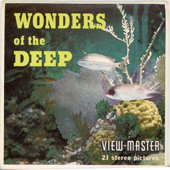 View-Master - Animals - Wonders of the Deep