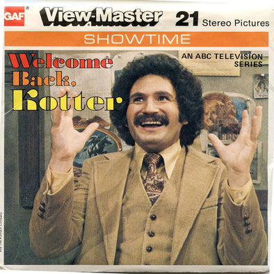 View-Master - TV Show - Welcome Back Kotter