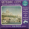 Quebec City - Canada - A050 - Vintage Classic View-Master 3 Reel Packet - 1950s