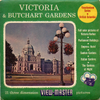 Victoria & Butchart Gardens - Canada -  Vacationland Series - Vintage Classic View-Master 3 Reel Packet - 1950s views