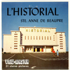 L'Historial - Ste Anne De Beaupre - A060 - Vintage Classic View-Master 3 Reel Packet - 1960s Views