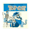 Top Cat - B513 - Vintage Classic View-Master - 3 Reel Packet - 1960s Views