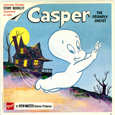 View-Master - Cartoons - Casper The Friendly Ghost