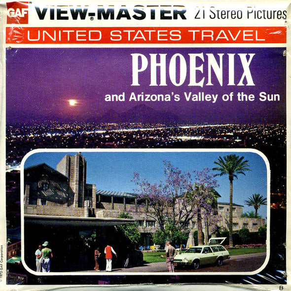 View-Master - Cities - Phoenix