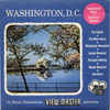 Washington, D.C. - Vacationland Series - Vintage Classic View-Master 3 Reel Packet - 1950s views