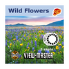 Wildflowers  - Vintage Classic View-Master - 1950s views
