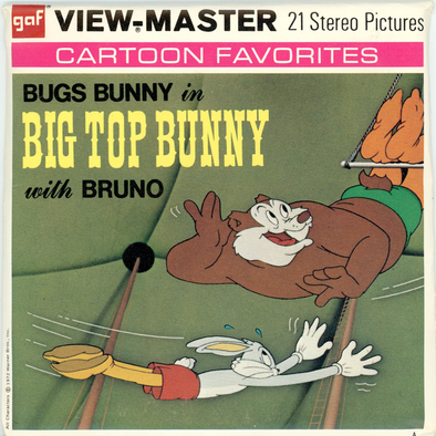 View-Master - Cartoons - Bugs Bunny