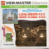 Main Street U.S.A. - Walt Disney World- A947 - Vintage Classic View-Master - 3 Reel Packet - 1970s Views