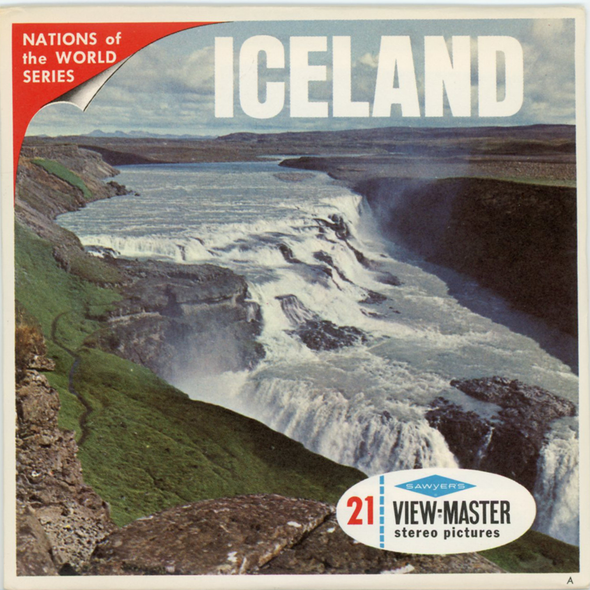 View-Master - Europe - Iceland