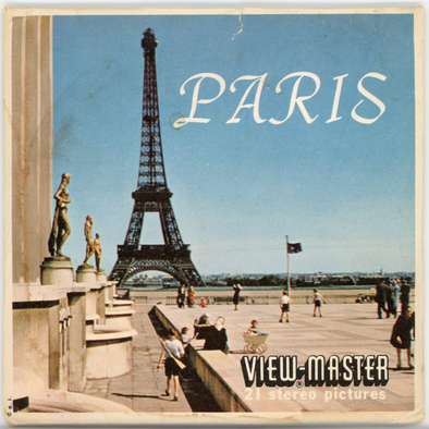 View-Master - Europe - Paris