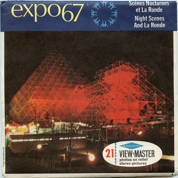 View Master - World Fairs - Expo67