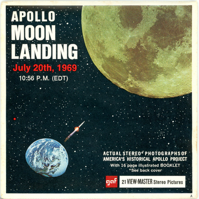 View-Master - Events - Apollo Moon Landing