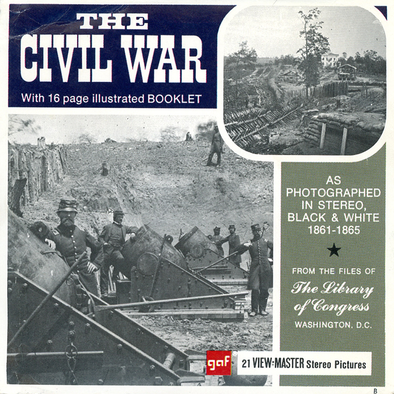 View-Master - History - The Civil War