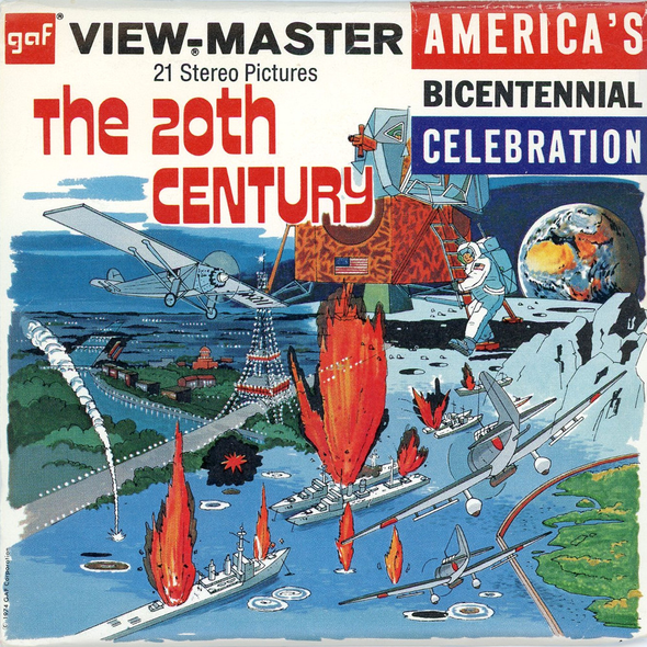 View-Master - History - The 20th Century