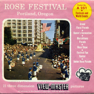 View-Master - Events - Rose Festival