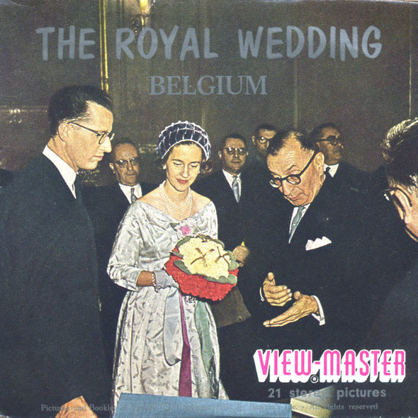 View-Master - Event - The Royal Wedding