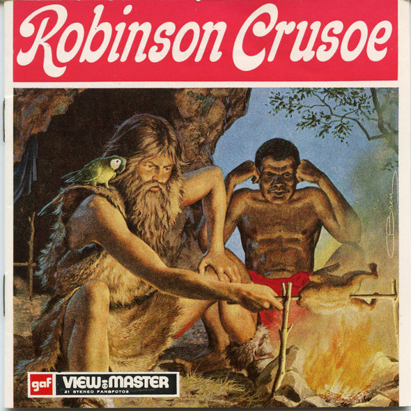 View-Master - Movies - Robinson Crusoe