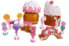 miniature fairy candy ice cream figures