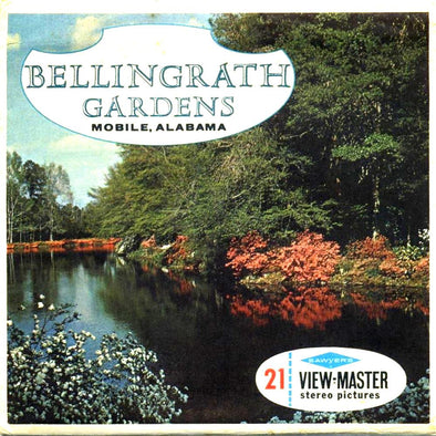 View-Master - Scenic South - Belligrath Gardens