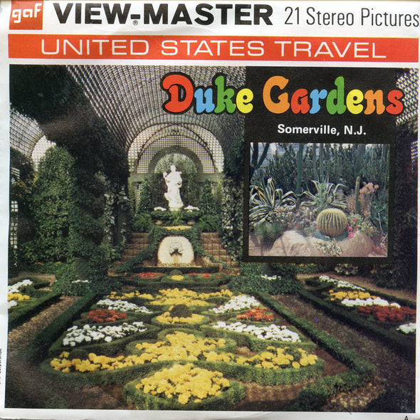 View-Master - Art and Architecture - Duke Garden