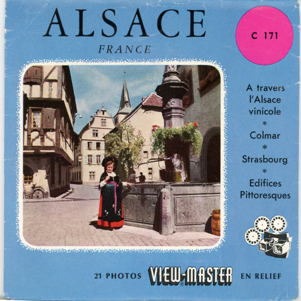 View-Master - France - Alsace
