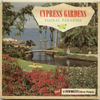 Cypress Gardens - Floral Paradise -A969 -  Vintage Classic View-Master - 3 Reel Packet - 1960s Views