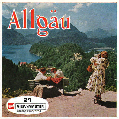 View-Master - Germany - Allgau