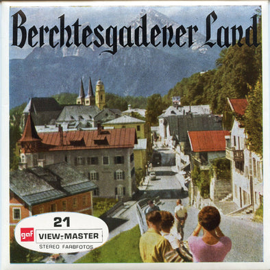View-Master - Germany - Berchtesgadener-Land