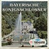 ViewMaster Bayerische Konigsschlosser - Germany - Vintage Classic - 3 Reel Packet - 1960s views