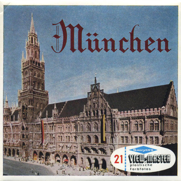 View-Master - Germany - Munchen