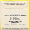 ViewMaster - Honolulu and Waikiki, Oahu - Vintage  - 3 Reel Packet - 1950s Views - A123