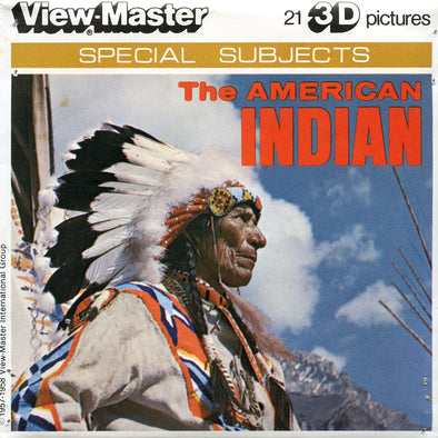 View-Master -History - The American Indian