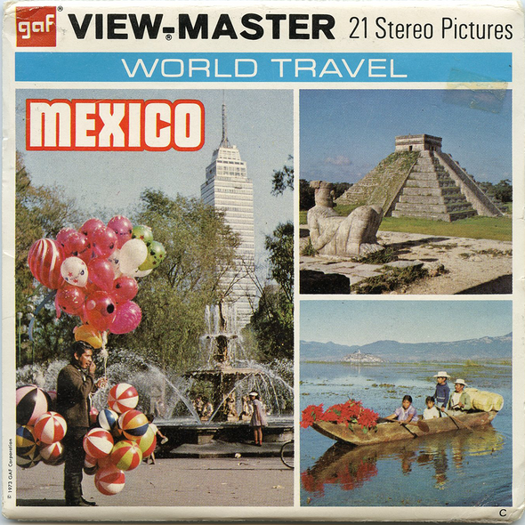 ViewMaster - Mexico