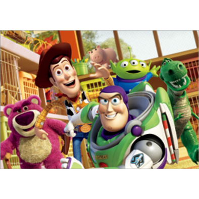 Disney Toy Story 3 - Buzz Lightyear - 3D Lenticular Poster - 10x14