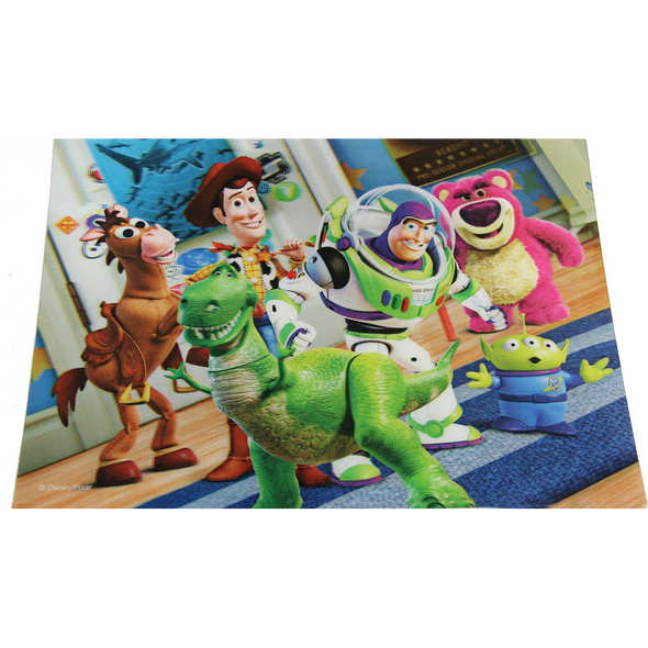 Disney Toy Story 3 - 3D Lenticular Poster - 10x14