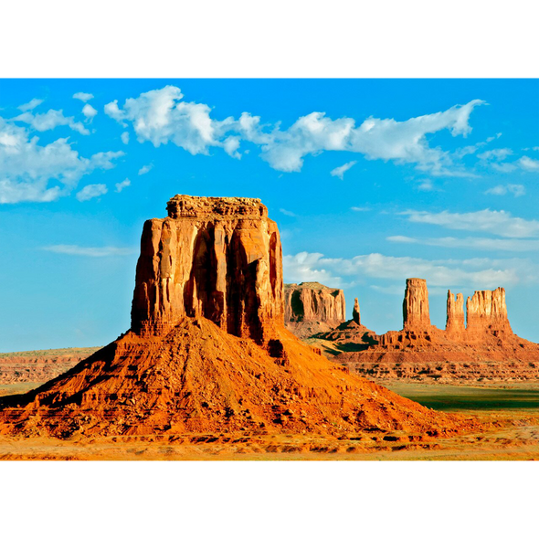 Monument Valley, Utah - 3D Lenticular Postcard Greeting Card