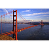 Golden Gate Bridge by Day & Night - 3D Action Lenticular Postcard Greeting Card