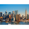 Midtown Manhattan by Day and Night - 3D Action Lenticular Postcard Greeting Card
